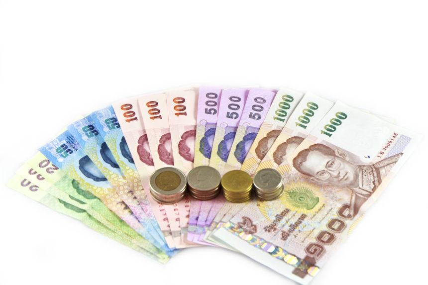 タイの通貨 バーツ