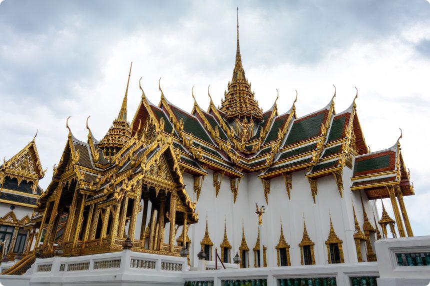 ドゥシット マハー プラサート宮殿
