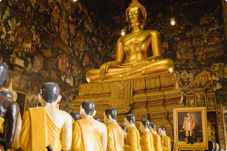 ワットスタット 仏像