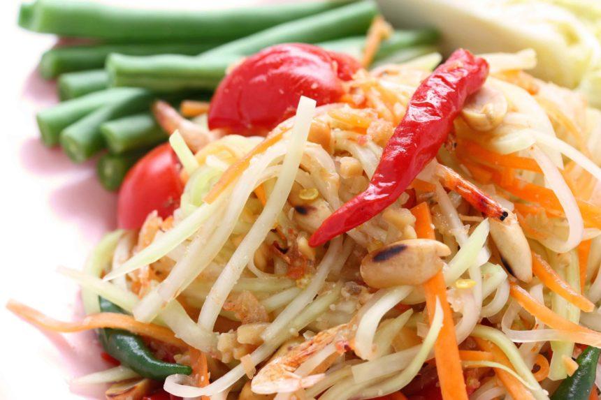 タイ料理 ソムタムタイ
