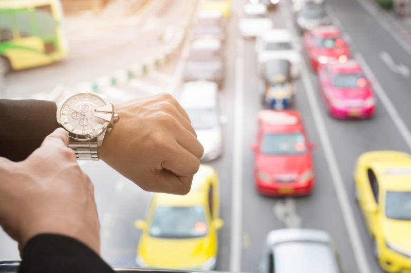 バンコク 大渋滞