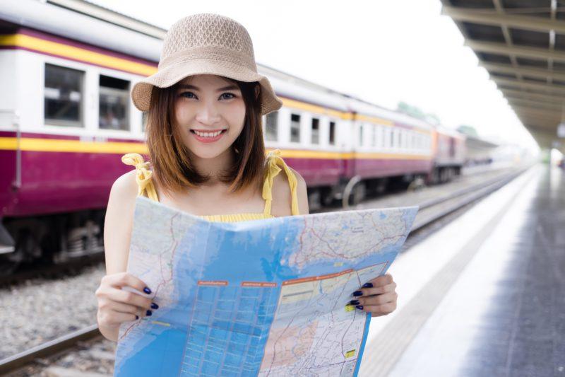 タイ旅行 ガイドブック