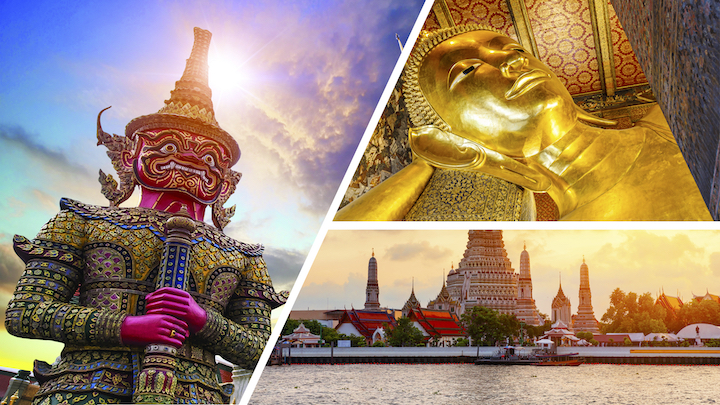 タイ ツアー