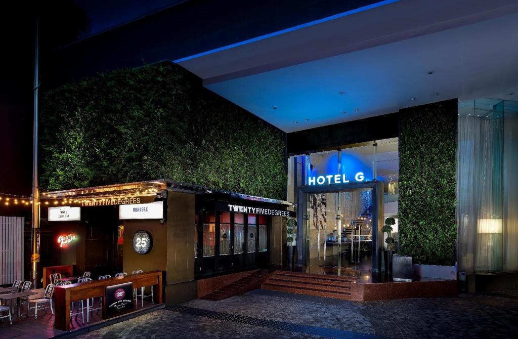 プルマン バンコク ホテル G