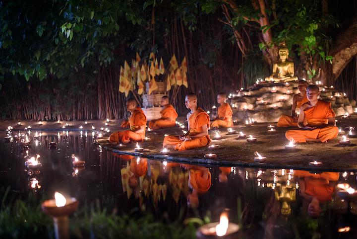 タイ 僧侶