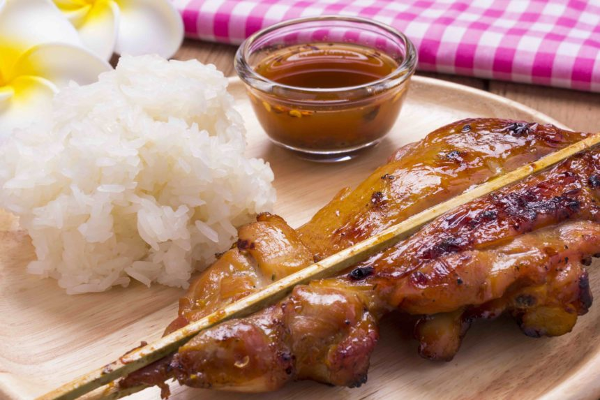 タイおすすめ料理 ガイヤーン