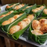 タイのスイーツ:カノムクロック(ขนมครก)