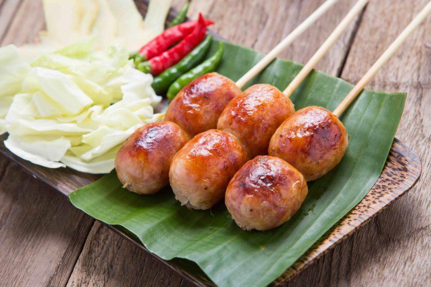 タイおすすめ料理 サイクロークイサーン