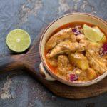 タイ料理:ゲーンマッサマン【イエローカレー】(แกงมัสมั่น)
