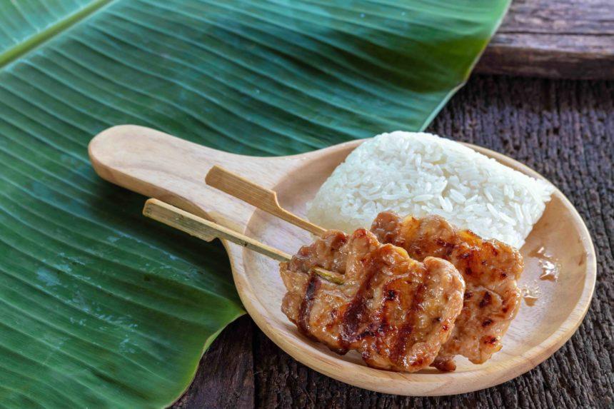 タイおすすめ料理 ムーピン