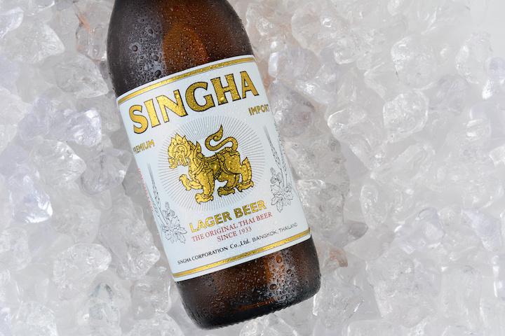 タイ シンハービール