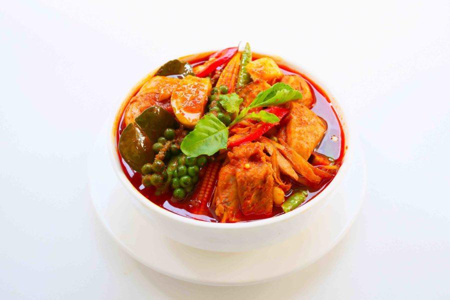 タイ料理:ゲーンパー(แกงป่า)