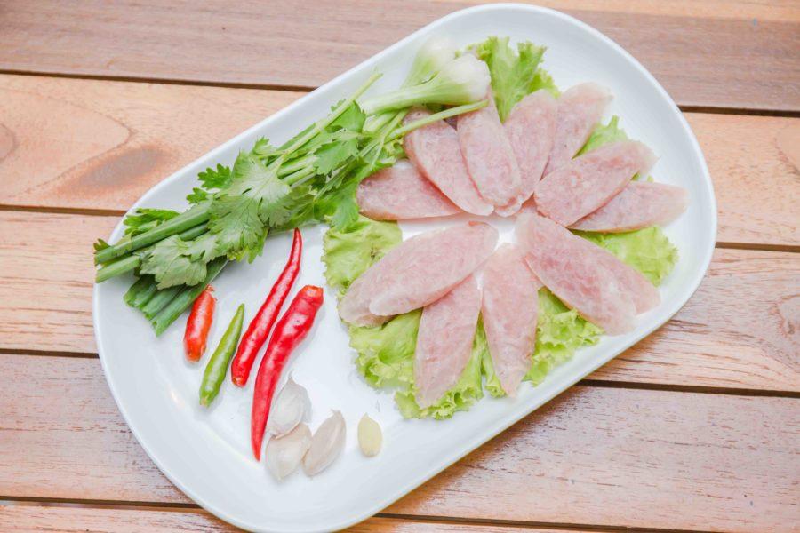 タイ料理:ネーム(แหนม)