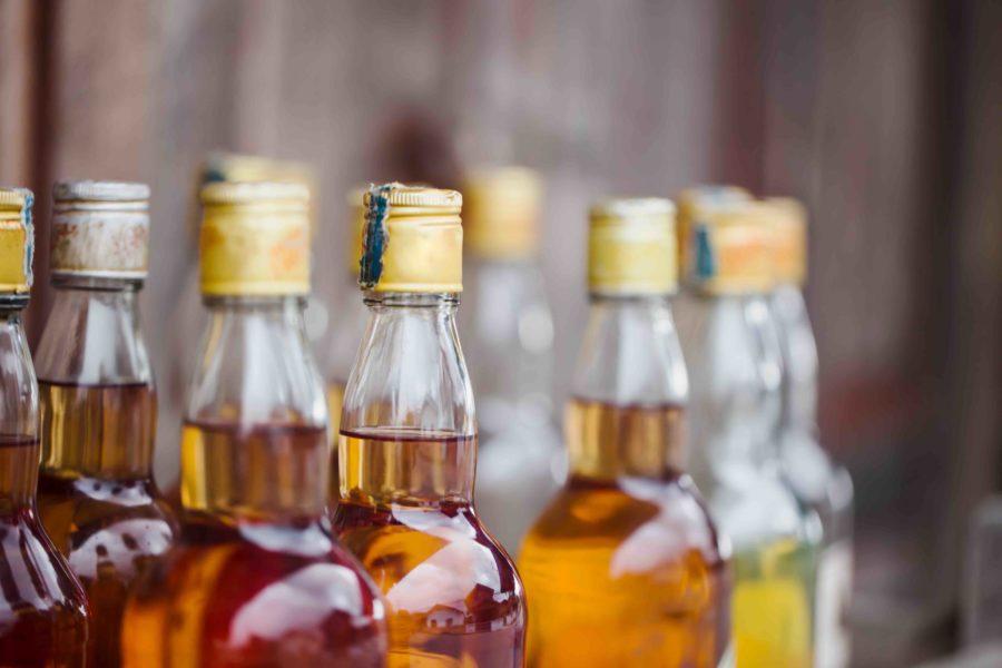 タイの飲み物:タイウイスキー(วิสกี้)