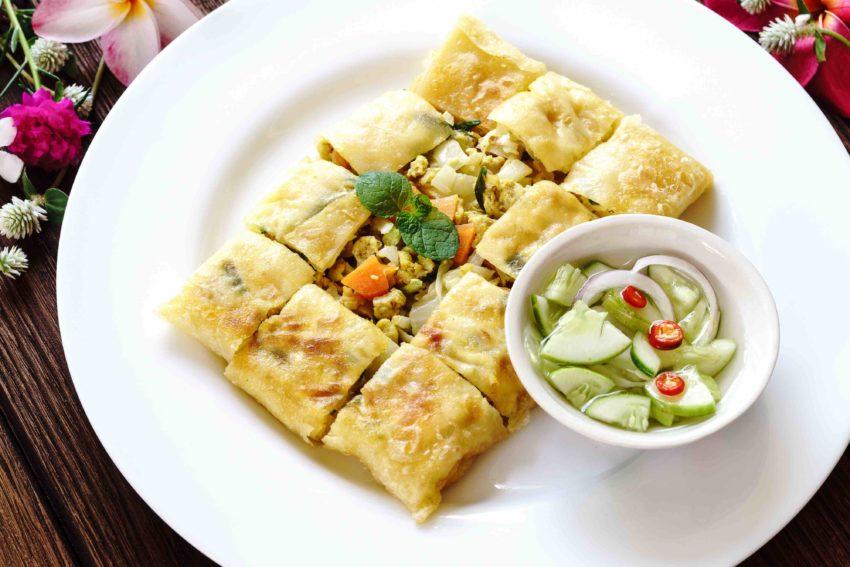 タイ料理:マタバ(มะตะบะ)