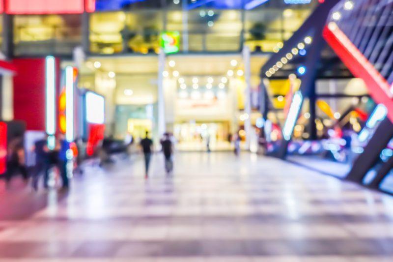 バンコク 駅直結 ショッピングモール