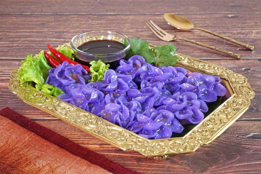 タイ料理:チョームアン(ช่อม่วง)