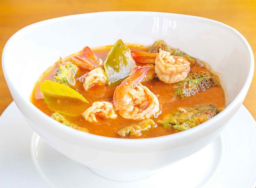 タイ料理:ゲーンソム(แกงส้ม)