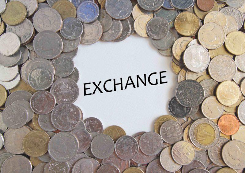 タイ 硬貨 両替