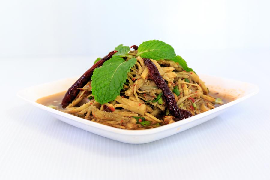 タイ料理:ゲーンノーマイ(แกงหน่อไม้)