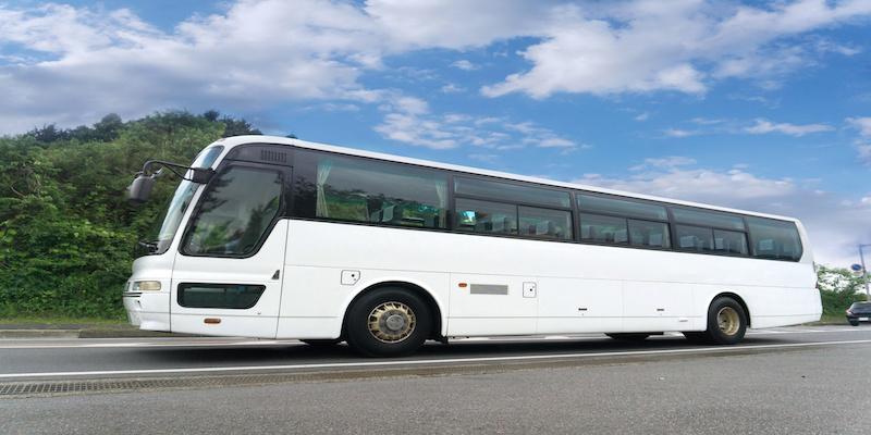 バンコク 大型バス