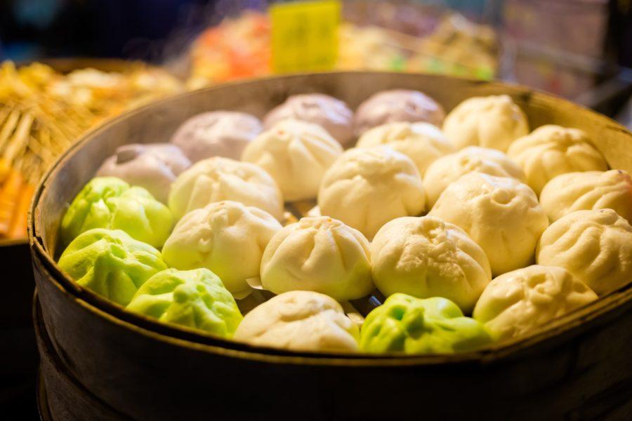 タイ料理:サラパオ(ซาลาเปา)