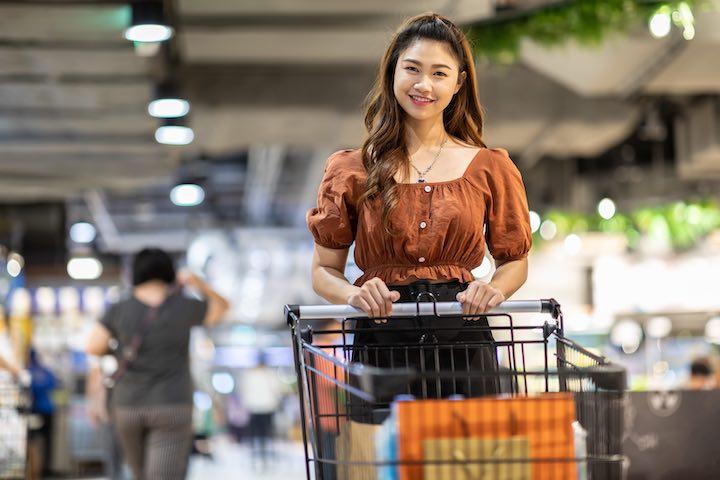 タイ スーパー ショッピング