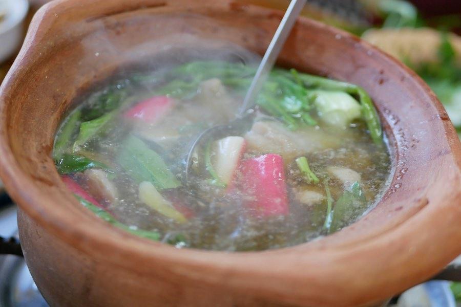 タイ料理:チムチュム(จิ้มจุ่ม)