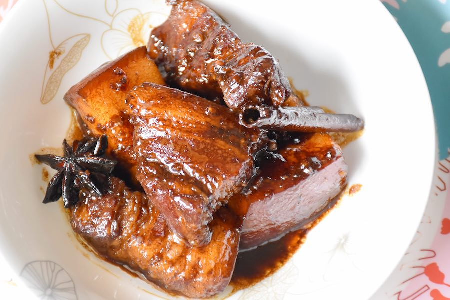 タイ料理:ムーホーン(หมูฮ้อง)