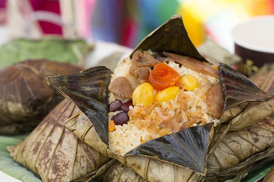 タイ料理:バチャーン(บะจ่าง)