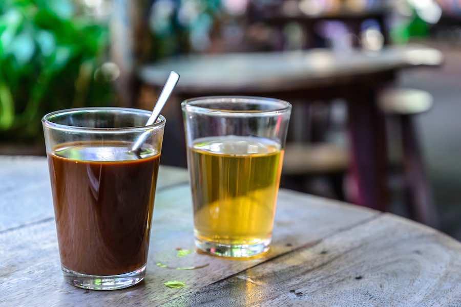 タイの飲み物:オーリアン(โอเลี้ยง)