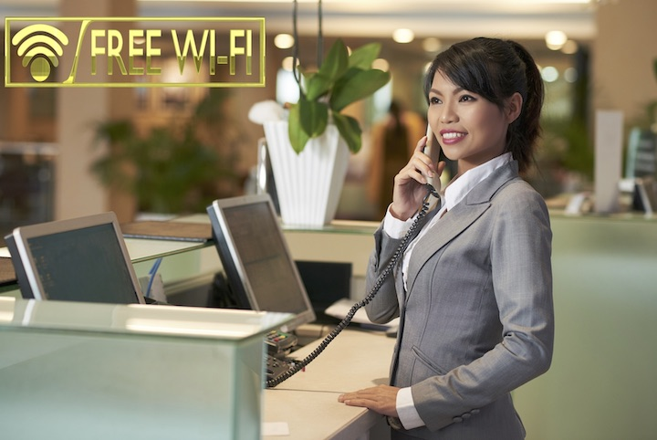 タイ ホテル wi-fi