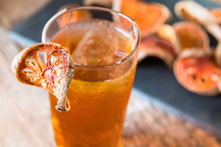 タイの飲み物:ナムマトゥム(น้ำมะตูม)