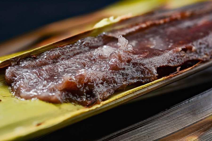 タイのお菓子:カノムジャーク(ขนมจาก)