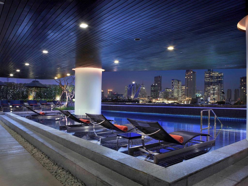 プルマン バンコク ホテルG