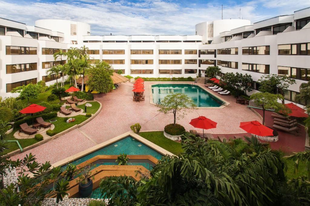 アマリ ドンムアン エアポート バンコク ホテル