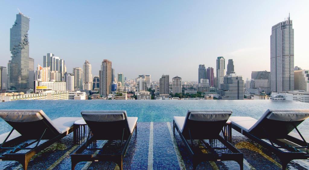 バンコク マリオット ホテル ザ スリウォン