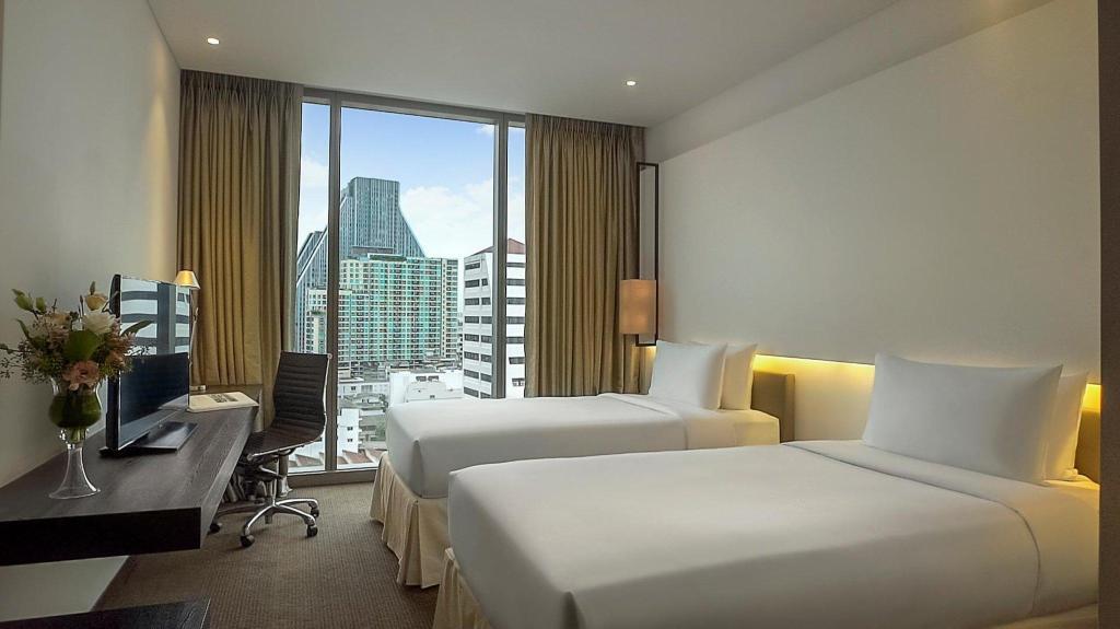 アマラ バンコク ホテル