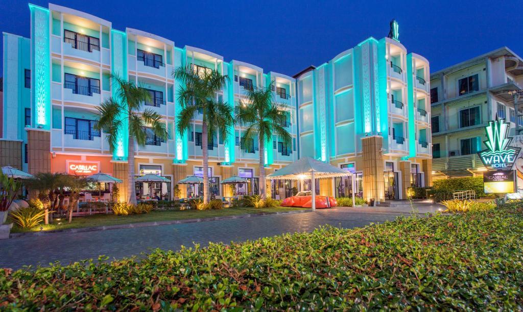 ウェーブ ホテル
