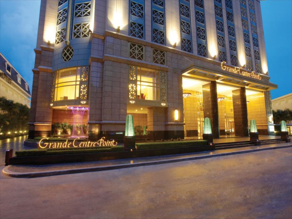 グランデ センター ポイント ホテル ラチャダムリ