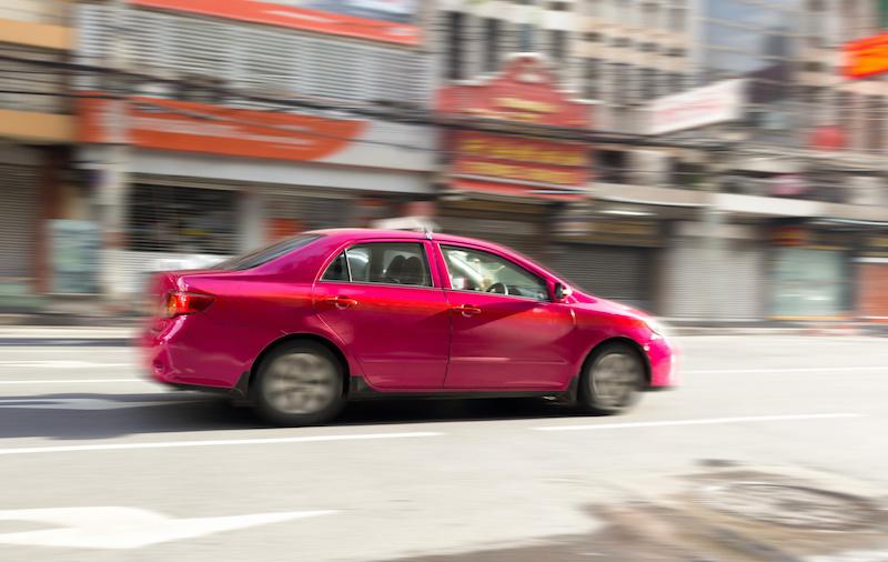 バンコク タクシー