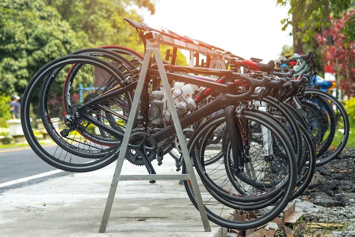 カオヤイ レンタル自転車
