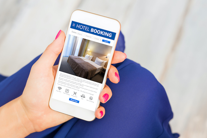 ホテル 予約