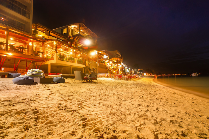 チャウエンビーチ