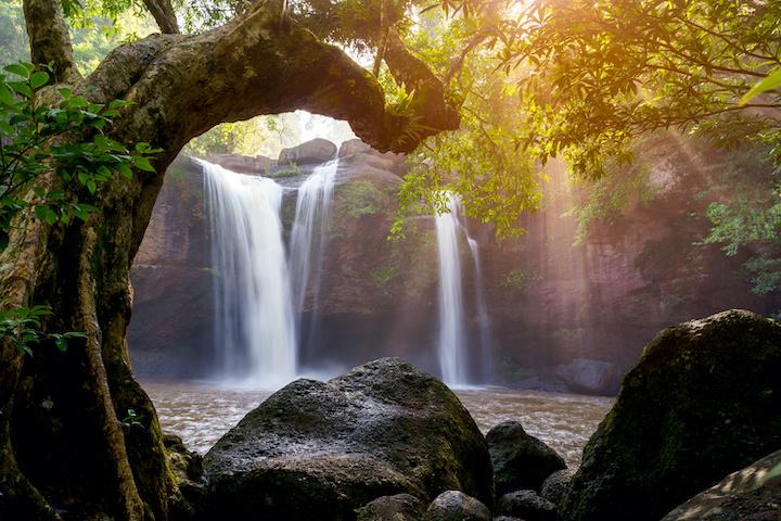ヘーウスワット滝
