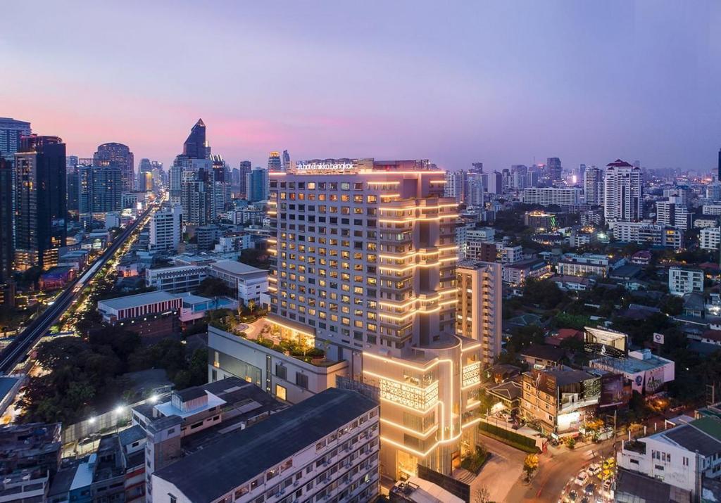 ホテル ニッコー バンコク