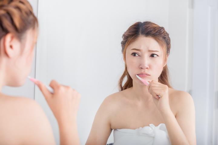 タイ人 歯磨き