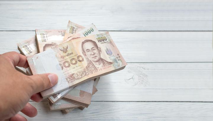 タイ 紙幣