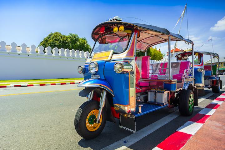 タイ トゥクトゥク