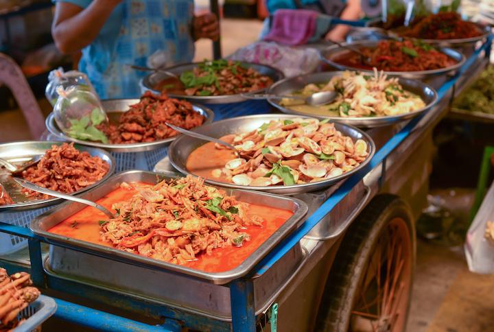 タイ ローカル料理店